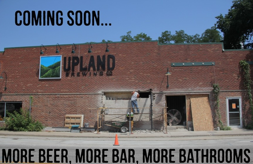 Upland Bloomington Brew Pub Expansion