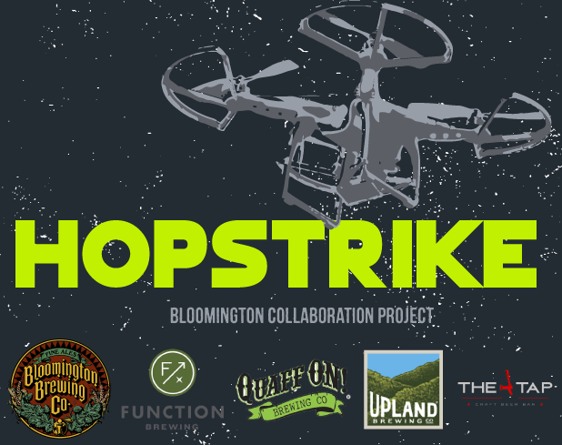Hopstrike! Bloomington Collaboration