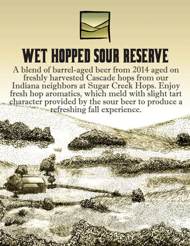 wet hopped sour reserve