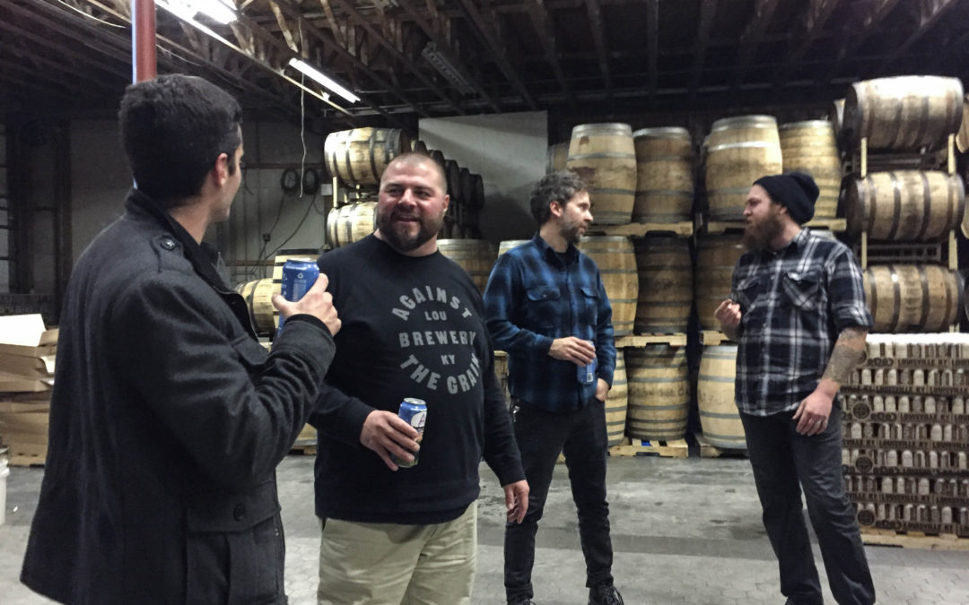 Coming soon: Against the Grain collaboration