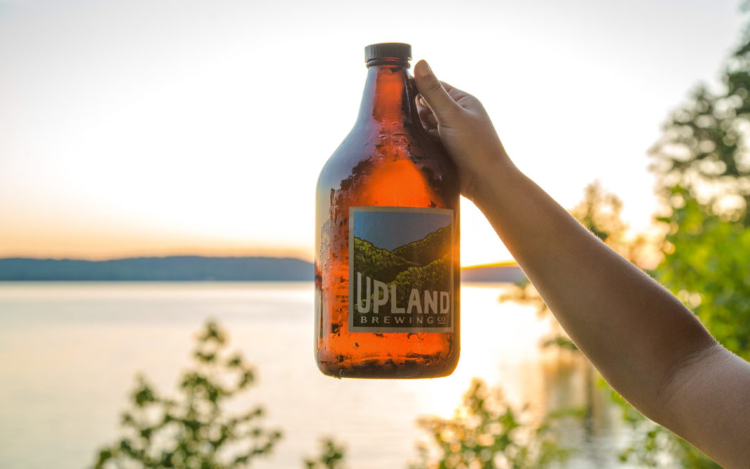 Weizen & Der Prez Ale Jawn Release at Upland 20th Party