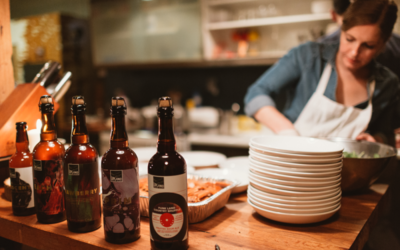 Adventures in sour beer and food pairing