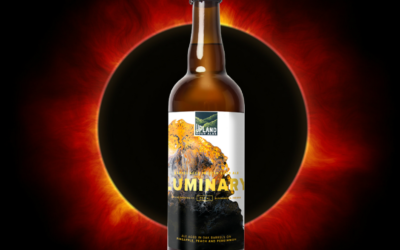 Watch the eclipse with a beer that honors the one true Starman