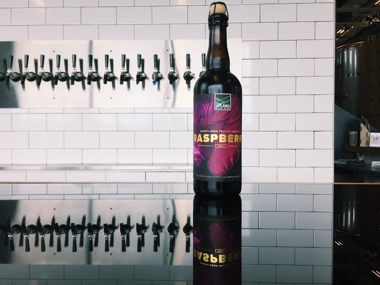 Raspberry takes gold at World Beer Cup