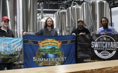 Upland and Switchyard Collaborate for Resilience IPA
