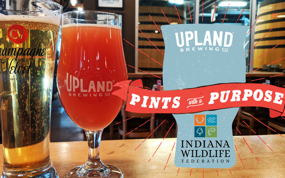 Pints With A Purpose: Indiana Wildlife Federation