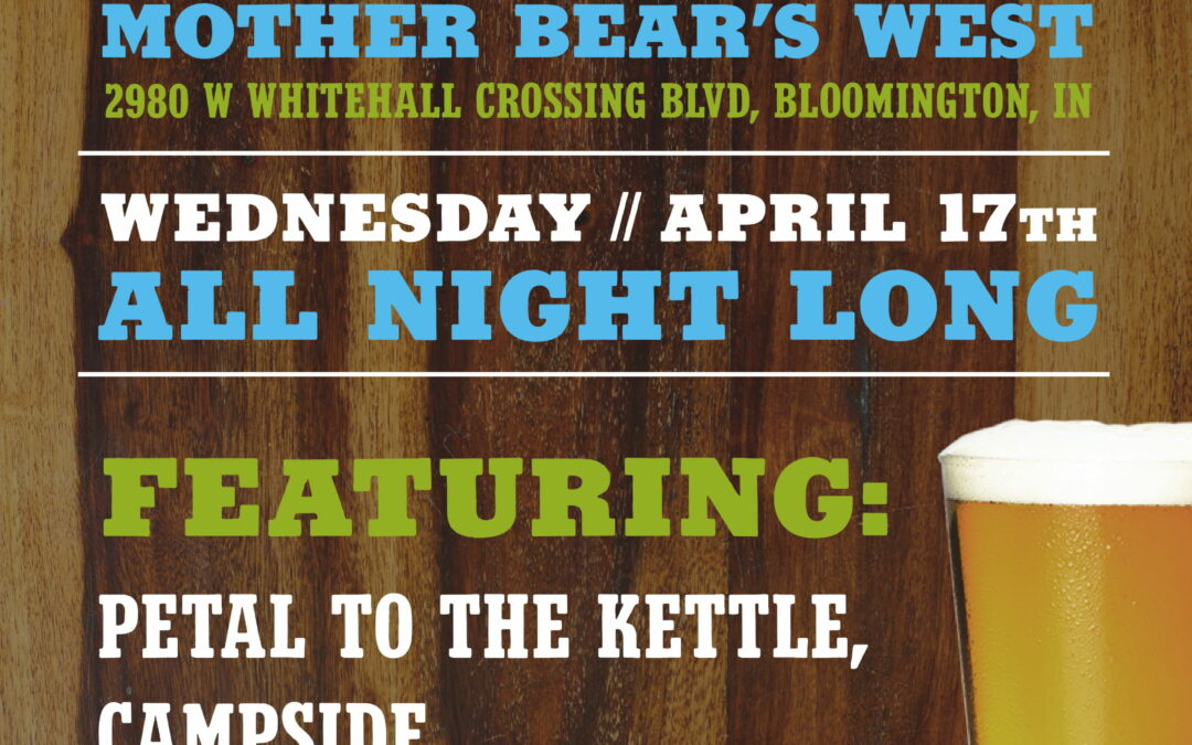 Tap Takeover at Mother Bear's