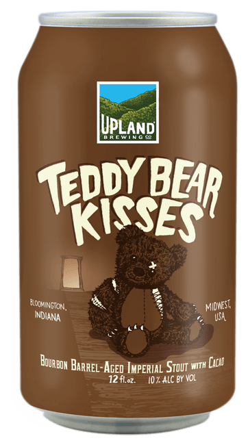 Teddy Bear Kisses Bourbon Barrel