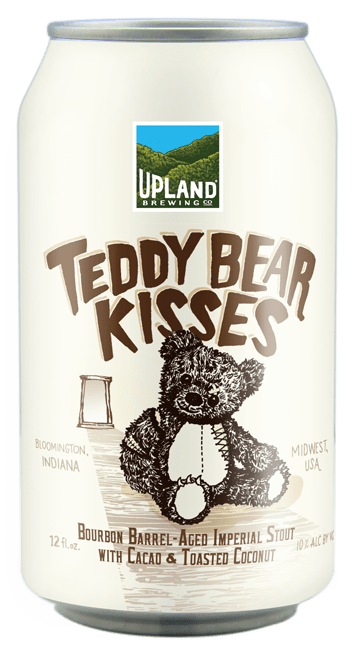 Teddy Bear Kisses Toasted Coconut
