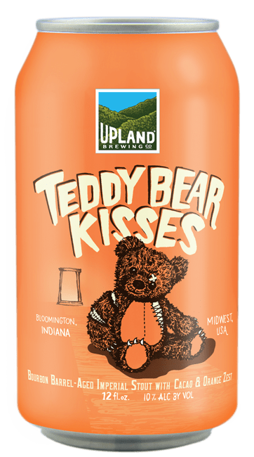 Teddy Bear Kisses Orange Zest